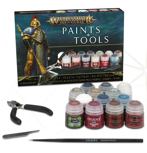 Paint + Tools