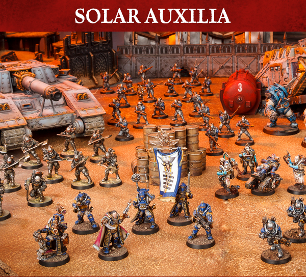 Solar Auxilia