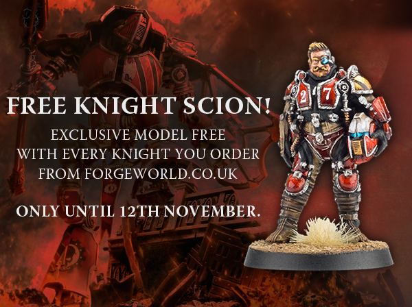 Free Knight Scion!
