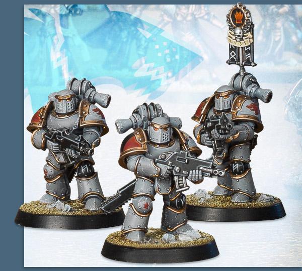 Space Wolves Legion
