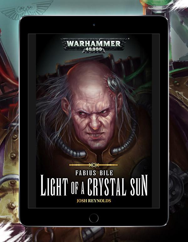 Light of a Crystal Sun