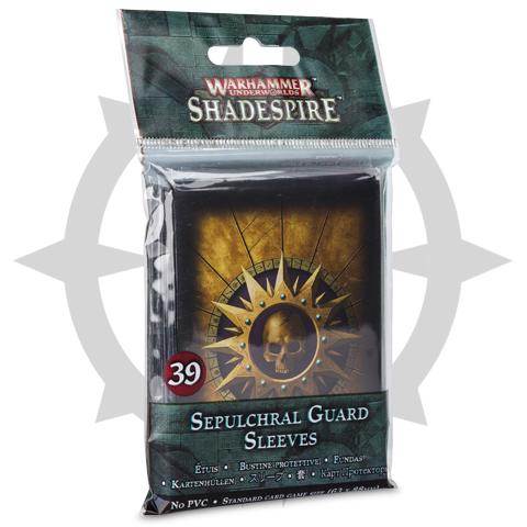 Sepulchral Guard Sleeves