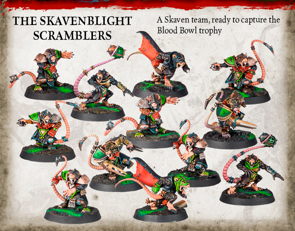 Skavenblight Scramblers