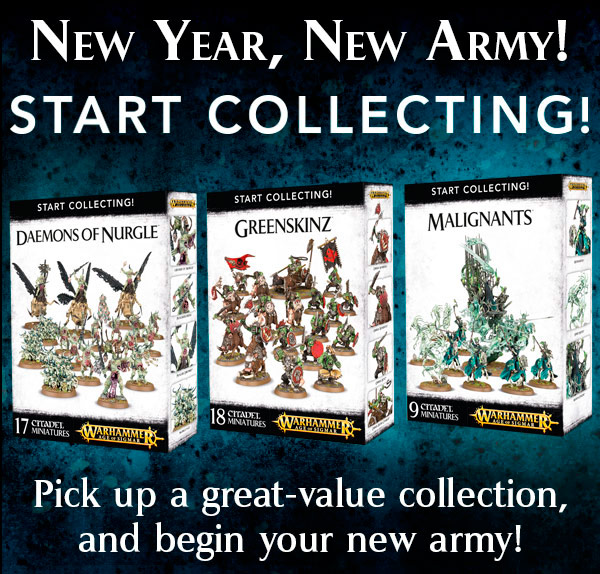 Start Collecting!