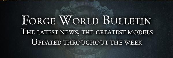 Forge World Bulletin