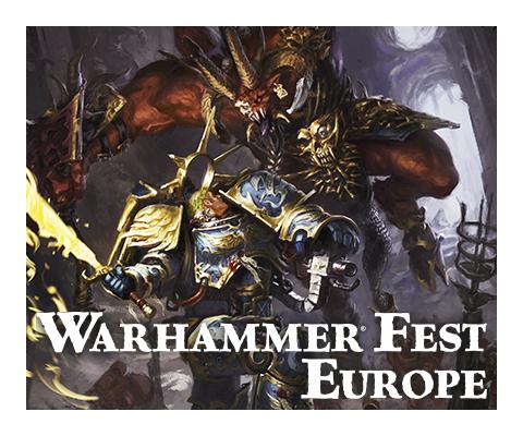 Warhammer Fest Europe