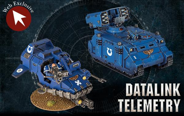 Datalink telemetry