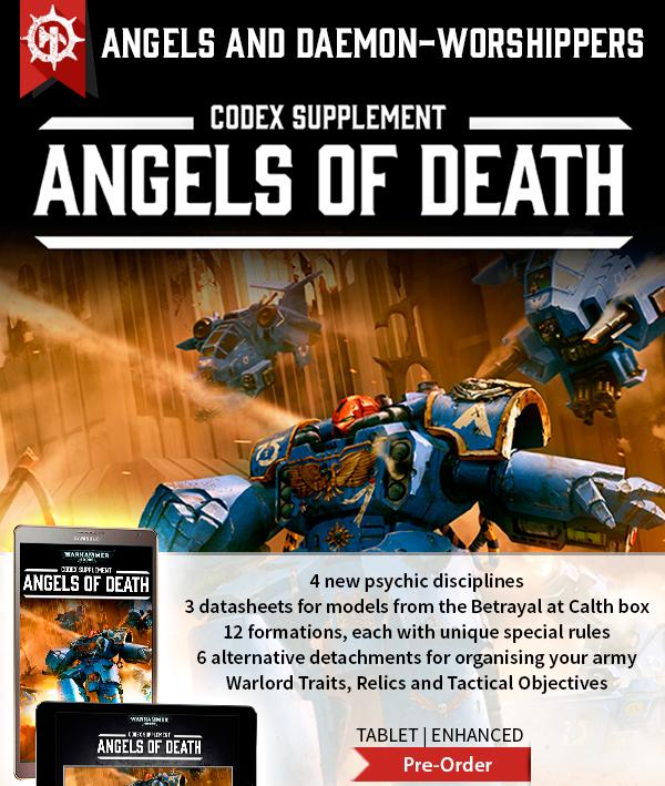 Angels of Death – Black Legion – Crimson Slaughter