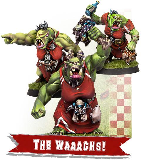 The Waaaghs