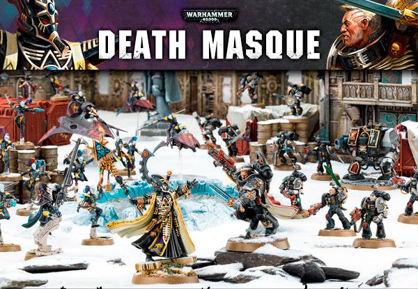 Warhammer 40,000 Deathmasque