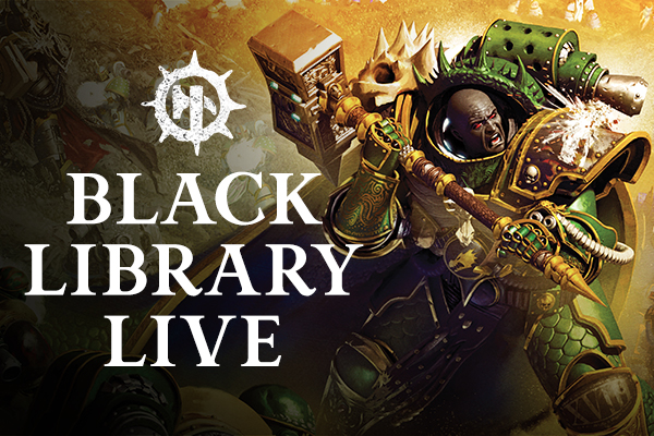 Black Library Live