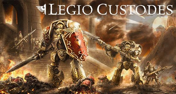 Legio Custodes
