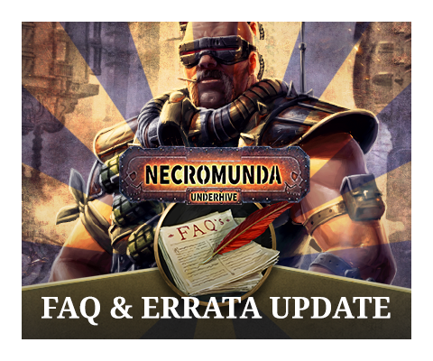 Necromunda FAQ