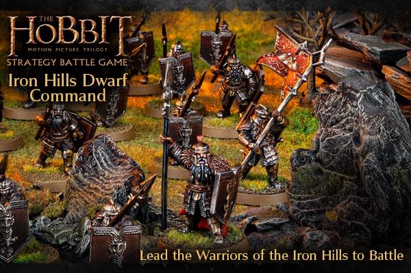 Iron Hills Dwarf Command