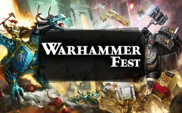 Warhammer Fest tickets