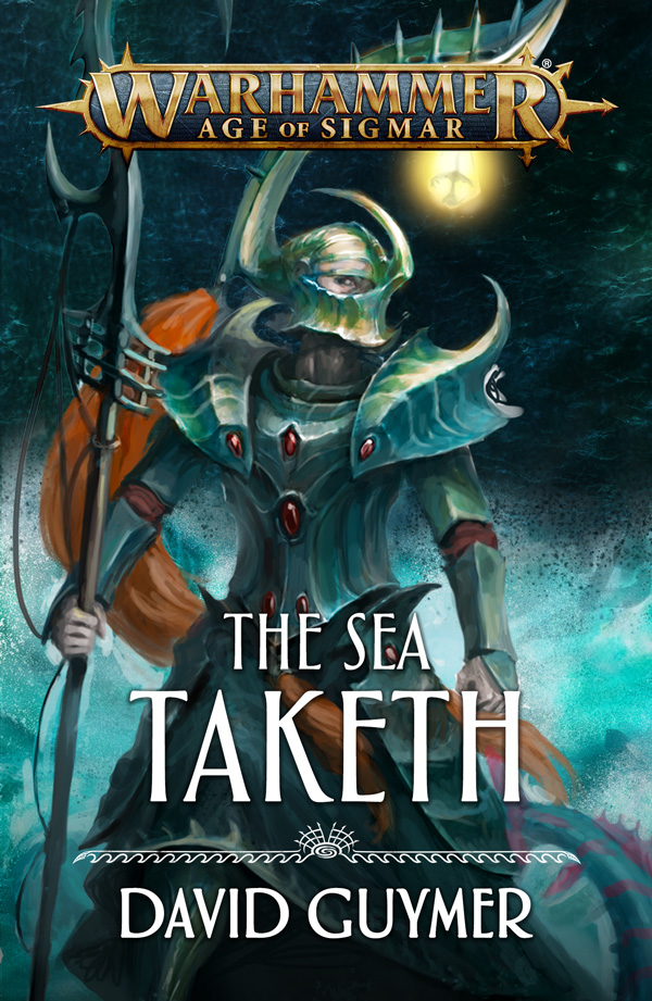 The Sea Taketh