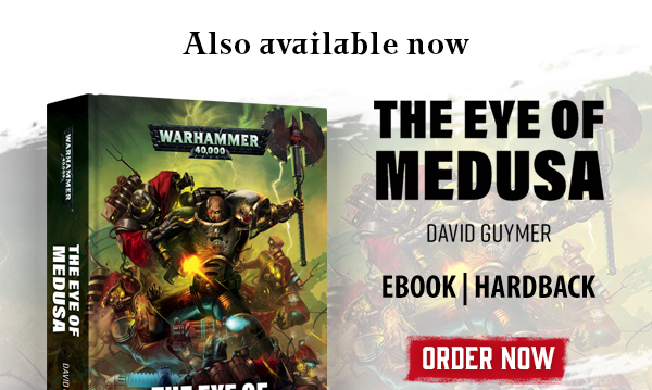 The Eye of Medusa hardback
