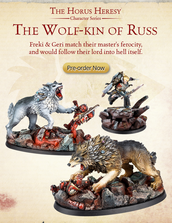 The Wolf-kin of Russ