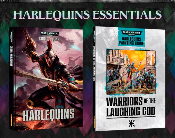Harlequins Essentials