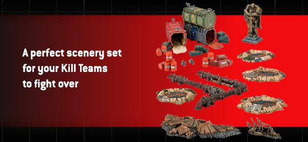 Kill Team Scenery