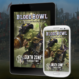 Blood Bowl Death Zone Season Two