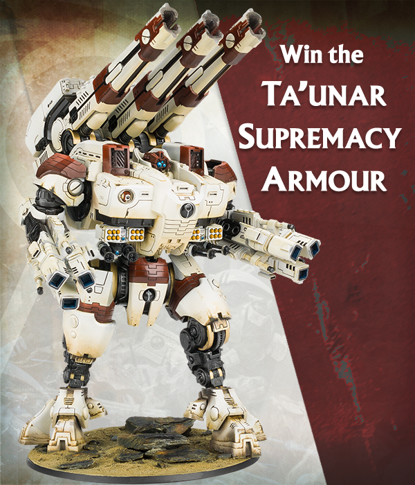 Ta'unar Supremacy Armour