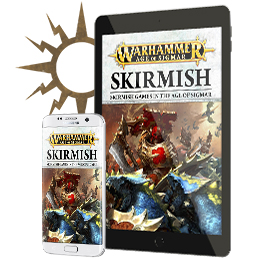 Warhammer Age of Sigmar Skirmish