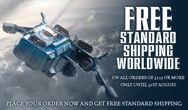 Order Now for Free Standard Shipping