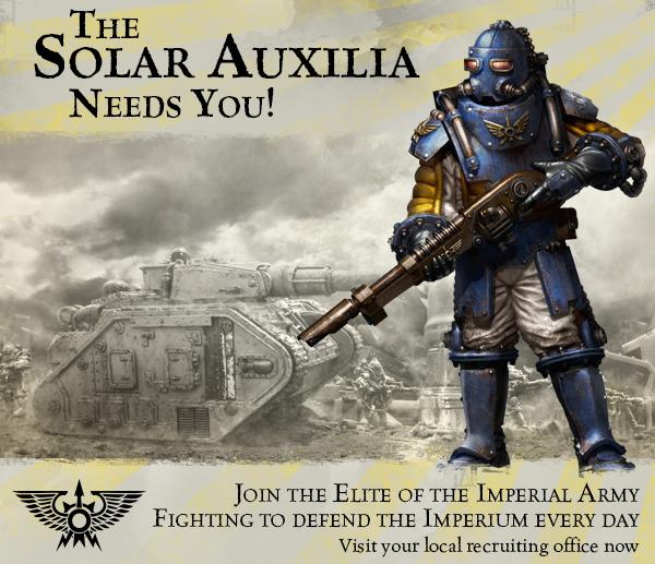 The Solar Auxilia