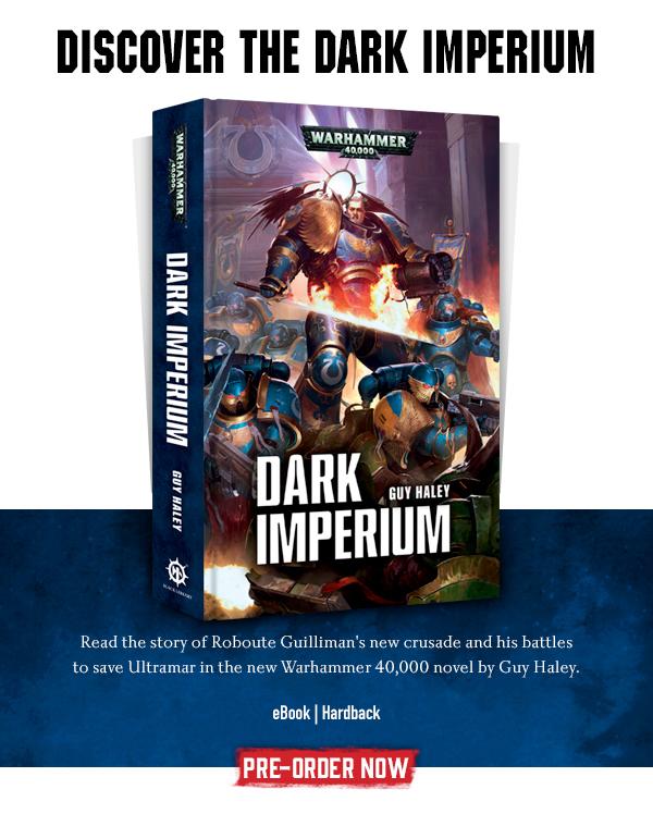 Dark Imperium Hardback Pre-order