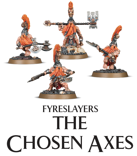The Chosen Axes