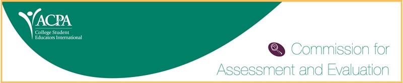 ACPA Commission for Assessment and Evaluation