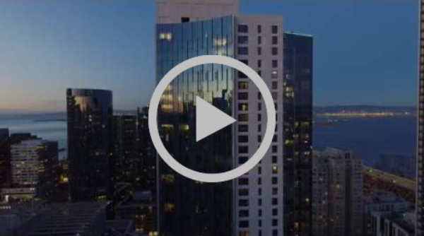 340 Fremont Apartments. Drone video photographed and produced by Eric Sahlin.