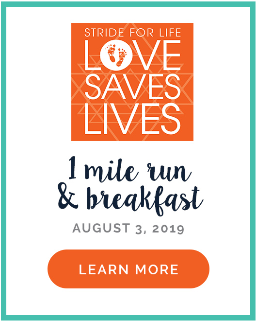 Stride For Life 1 Mile Run & Breakfast