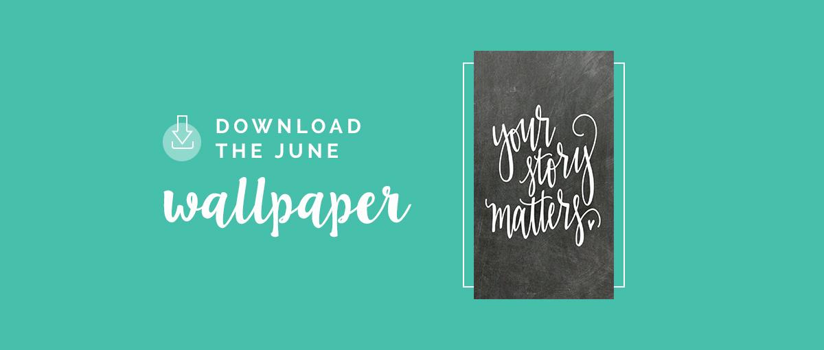 Download the June wallpaper