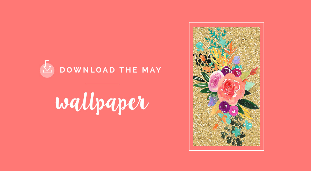 Download the May Wallpaper