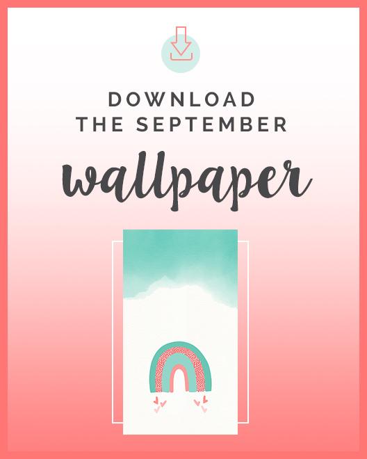 Download the September Wallpaper