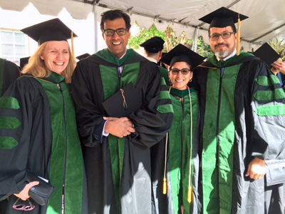 2018 Medical School Graduation