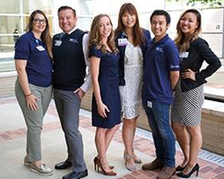 Turner-UCLA Allied Health Internship Program staff
