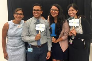 Dr. Alejandra Casillas & First Gen medical students