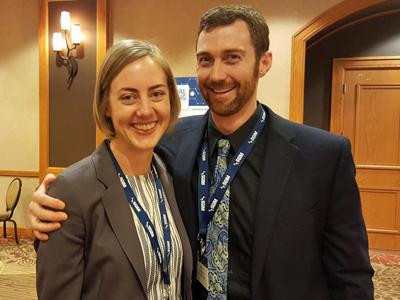 Drs. Linnea Schuttner & Colin Robinson