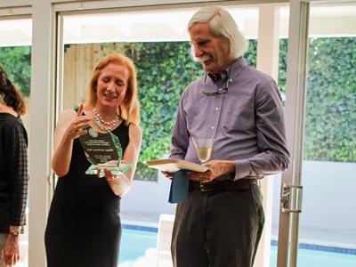 Drs. Carol Mangione and Tom Mattimore