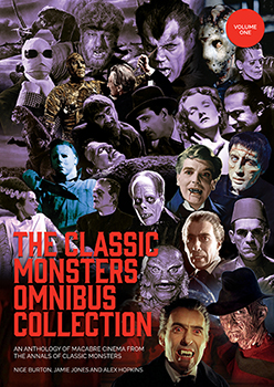 The Classic Monsters Omnibus Collection
