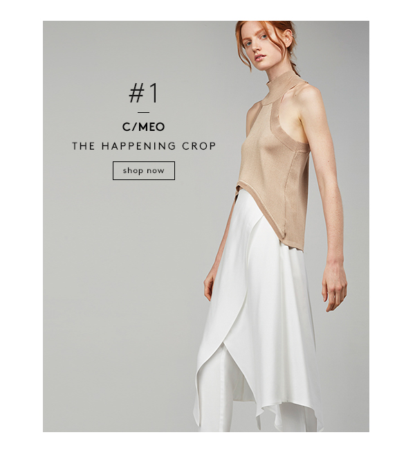 C/MEO / The Happening Crop