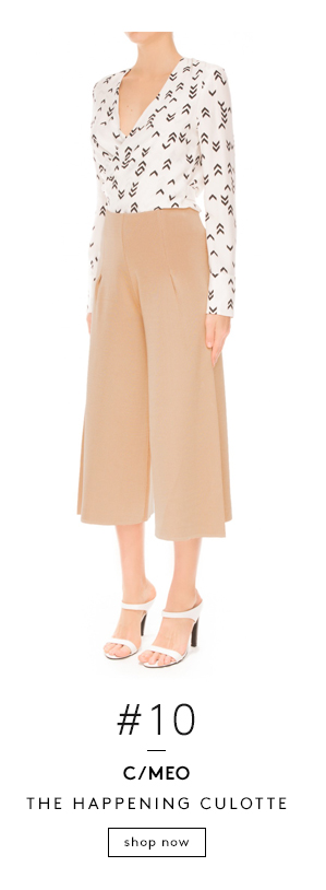 C/MEO / The Happening Culotte