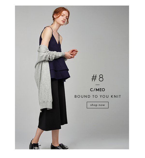 C/MEO / Bound To You Knit
