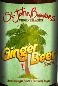 st john brewers ginger beer