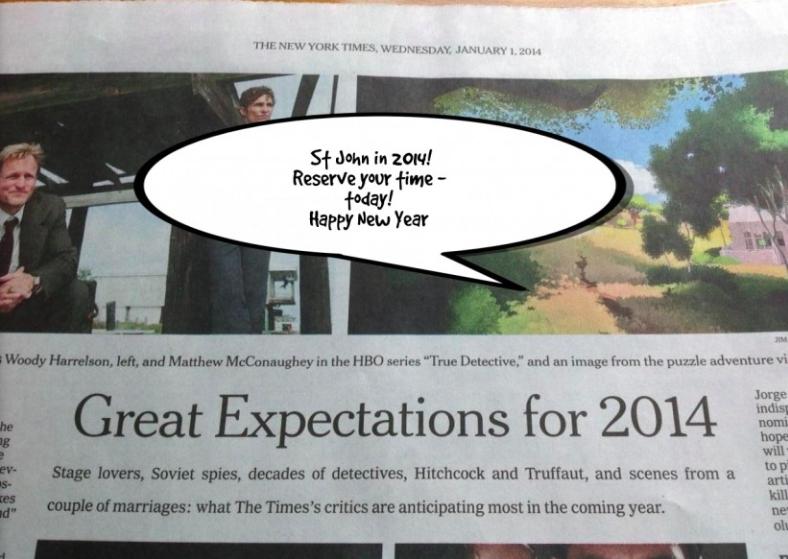 great expectations usvi