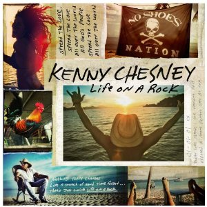 on a rock kenny chesney