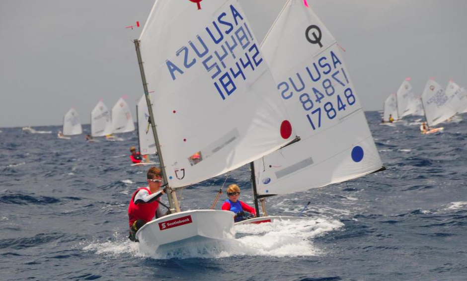 scotiabank international optimist regatta